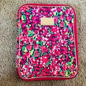 Lilly Pulitzer IPAD/MacBook Air Carrying Case